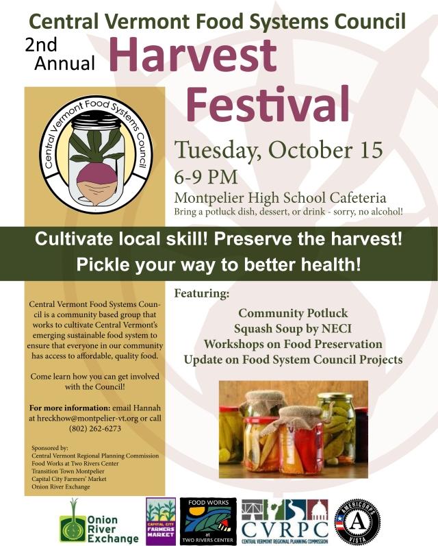 2013 CVFSC Harvest Festival