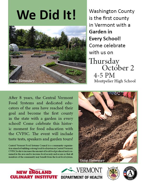 October CVFSC Celebration